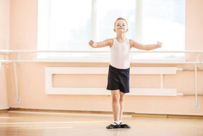 Beneficios del ballet para los niños