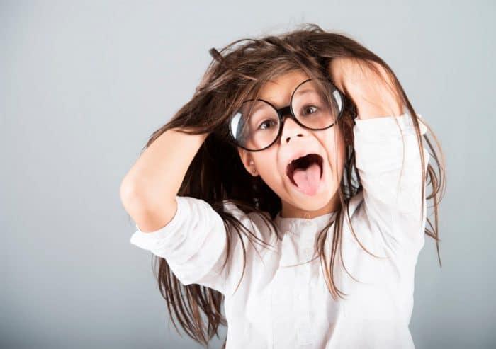 Cómo evitar niños caprichosos