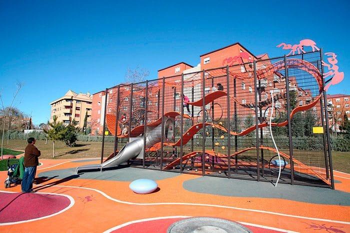 Parque temático El Hormiguero, en Alcobendas, Madrid