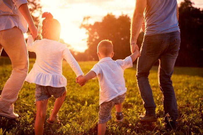 demostrar amor hijos