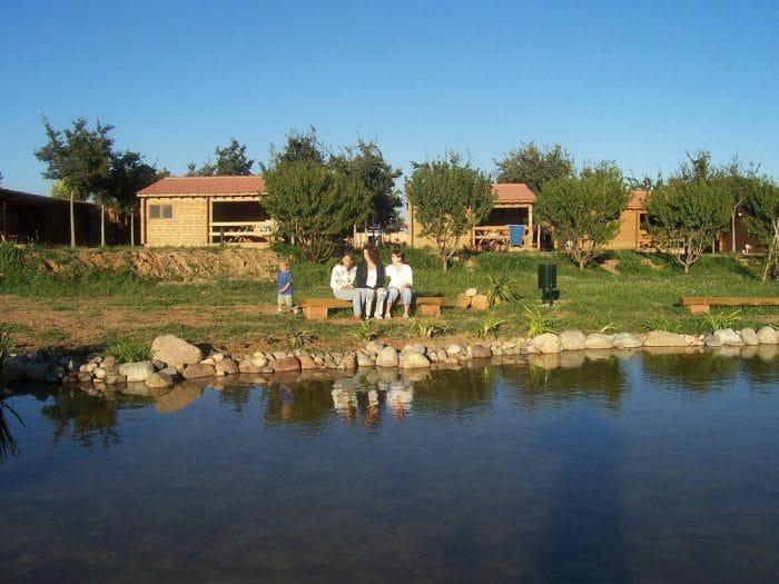 Camping Ecocamp Vinyols, en Vinyols i els Arcs, Tarragona