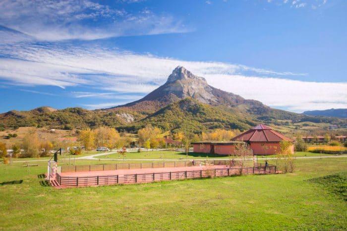 Eco Camping Arbizu, en Arbizu, Navarra