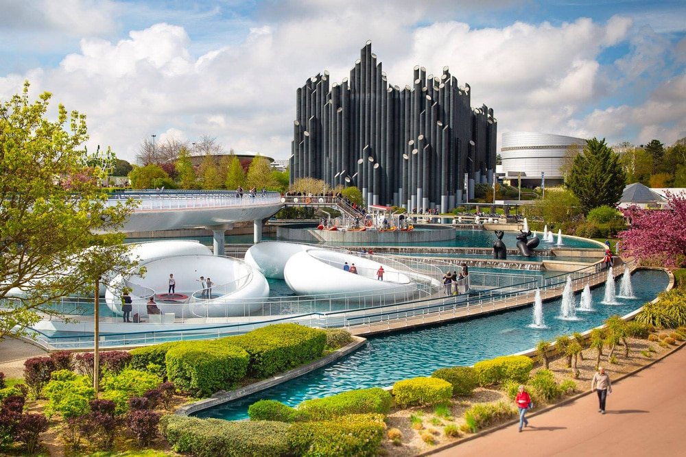 Futuropolis, la ciudad en la que los sueños infantiles se hacen realidad