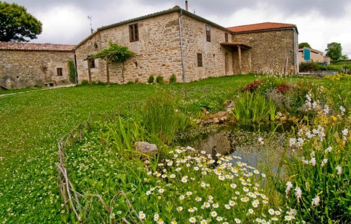 Arqueixal Ecoagroturismo, en Albá, Lugo