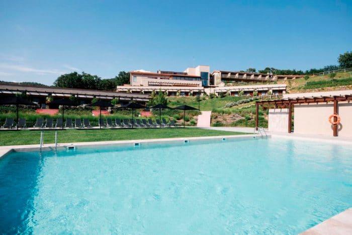Hotel Mas Salagros EcoResort, en Vallromanes, Barcelona