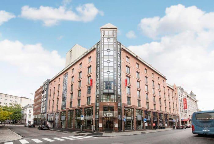 Hotel Scandic Victoria Oslo, en Oslo, Noruega