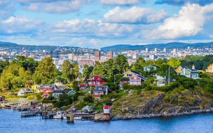 Oslo con niños
