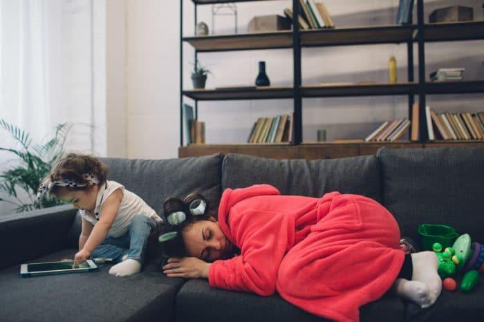 enfermedad mental materna problema común