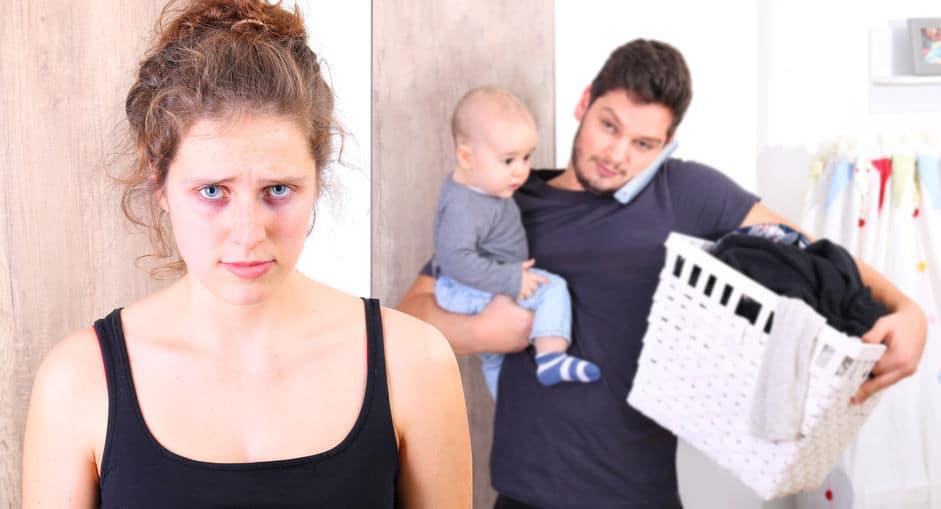 La enfermedad mental materna: Un problema común que suele pasar desapercibido
