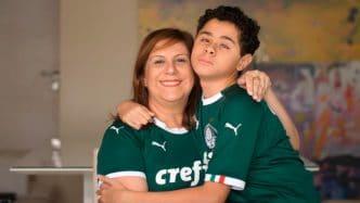 premios FIFA madre narra partidos hijo ciego autismo