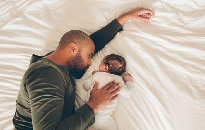 crianza apego padre