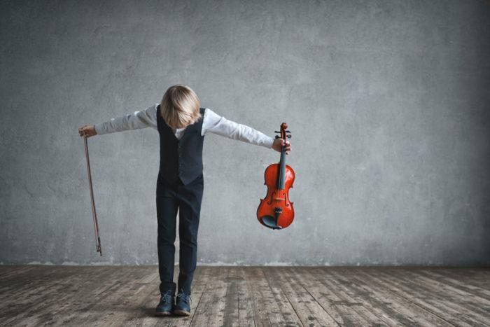música niño más inteligente