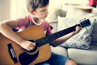 música niños inteligentes