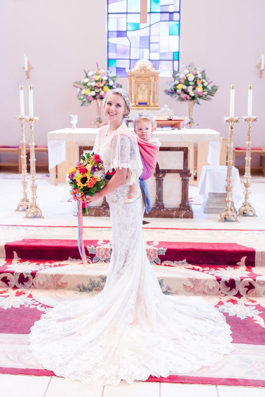 porteando hija novia boda 3