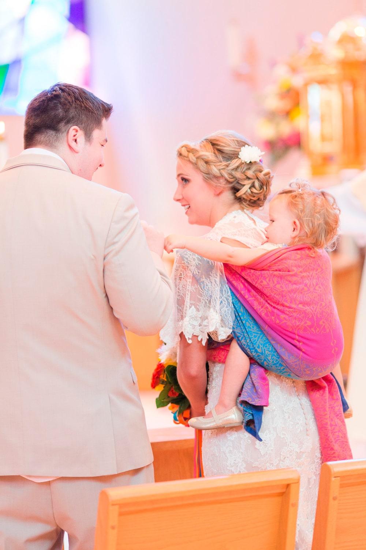 porteando hija novia boda 7