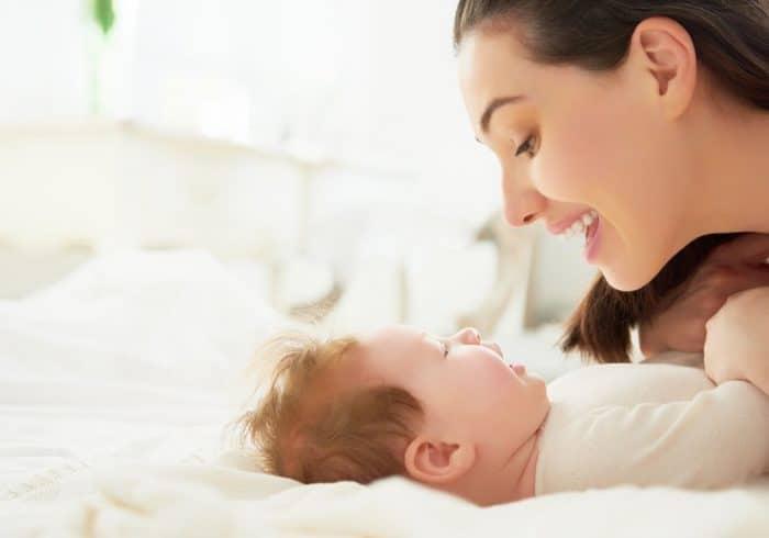 Regresar al trabajo después de dar a luz