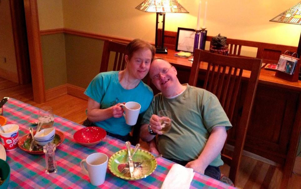 Este ha sido el matrimonio más largo entre dos personas con Síndrome de Down