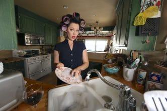 Ama de casa de 1950
