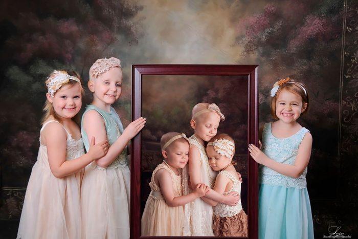 foto superar cáncer infantil 2016