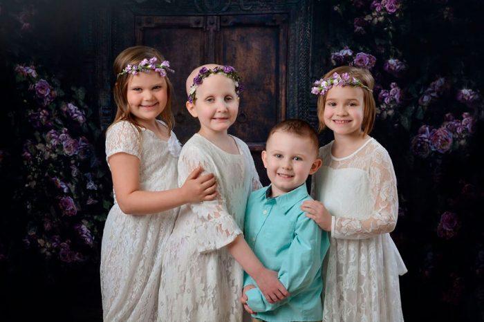 foto superar cáncer infantil 2018