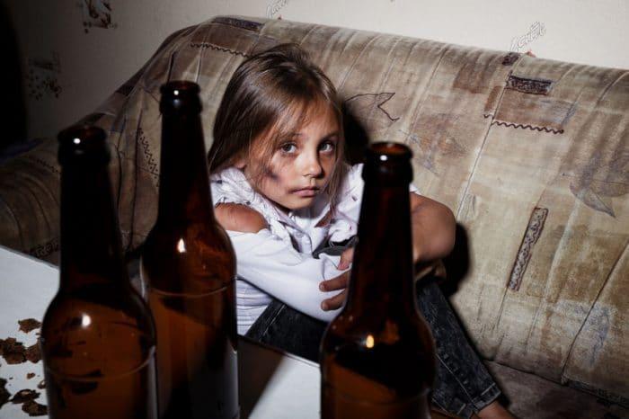 violencia intrafamiliar en niños