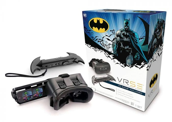 Gafas realidad virtual Goliath 90500 Batman, de Goliath