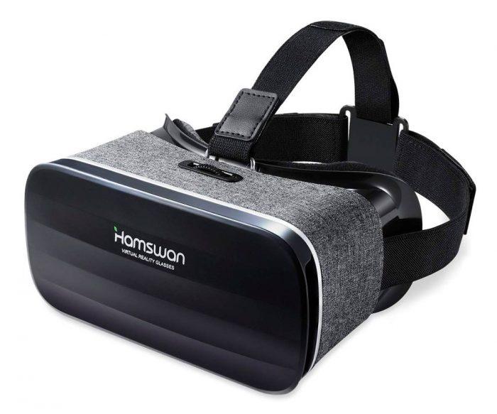 Gafas realidad virtual HAMSWAN 3D, de Hamswan