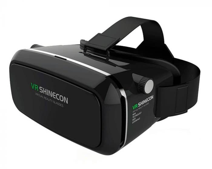 Gafas realidad virtual Shinecon, de veeyiki