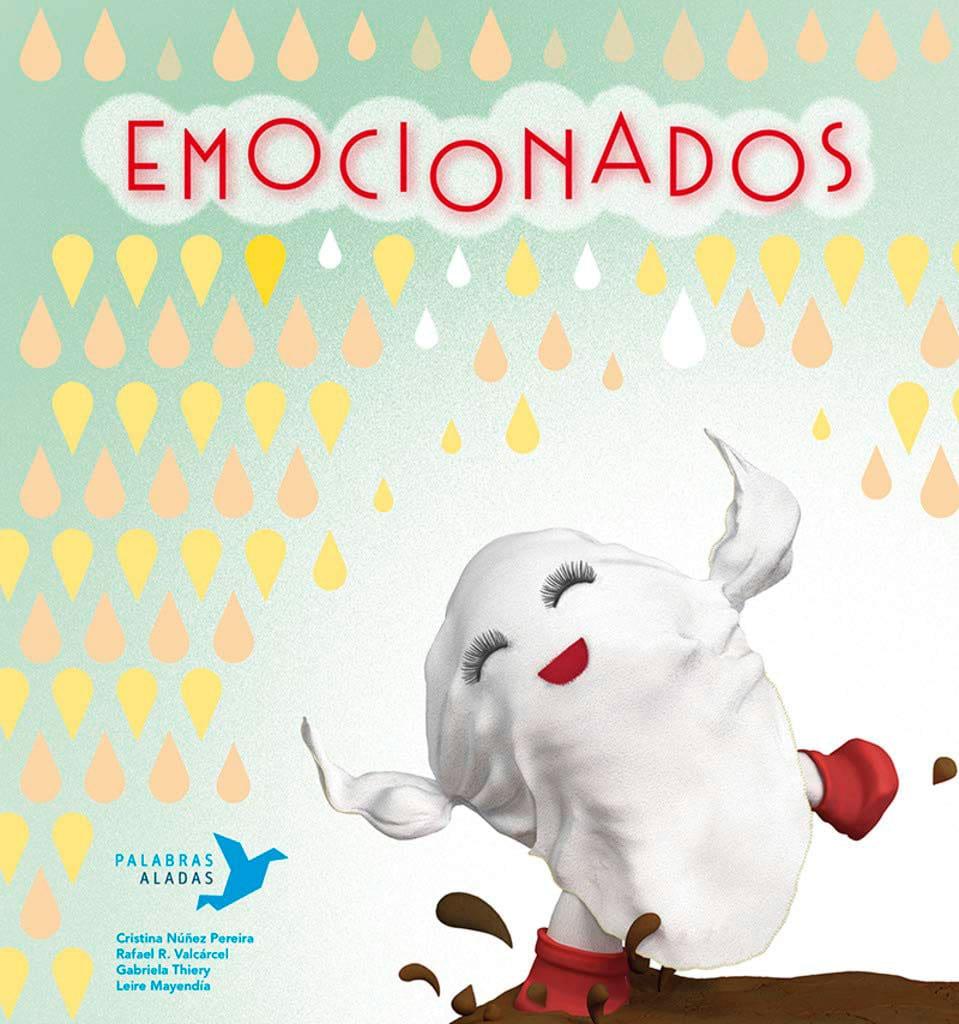 Libro Emocionados, de Cristina Núñez