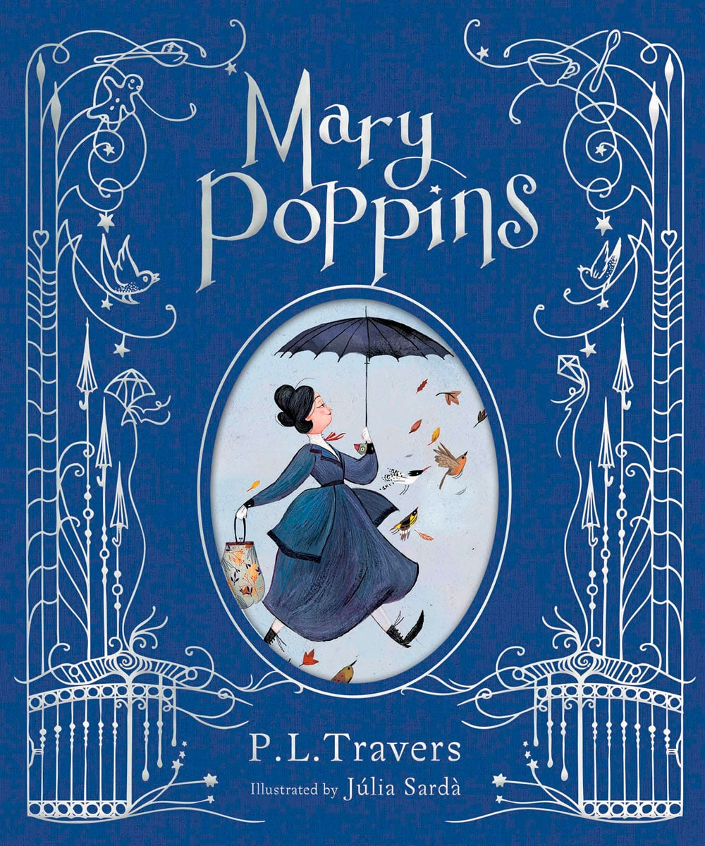 Libro Mary Poppins, de P. L. Travers