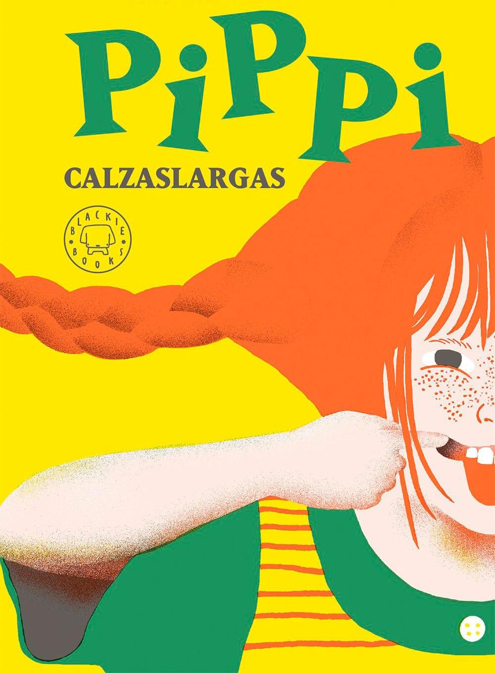 Libro Pippi Cazaslargas, de Astrid Lindgren