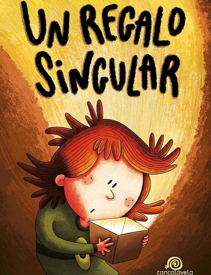 Libro Un regalo singular, de Ana Sáez