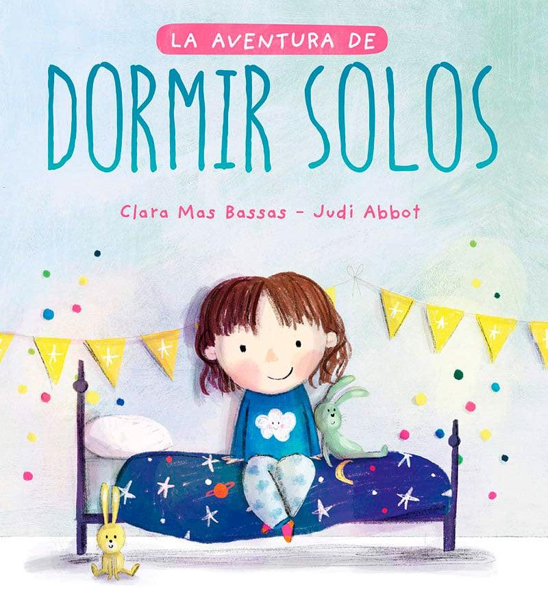 Libro La aventura de dormir solos, de Clara Mas