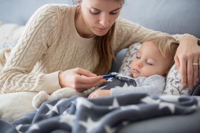 Bronquiolitis epidemia bebés