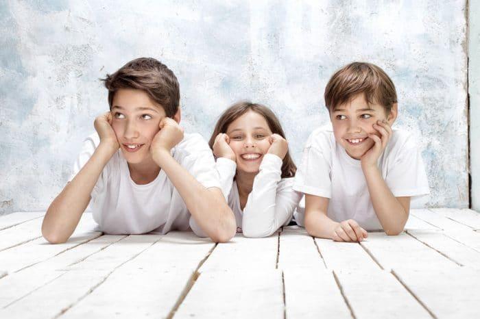 El orden de nacimiento entre hermanos da forma a la personalidad