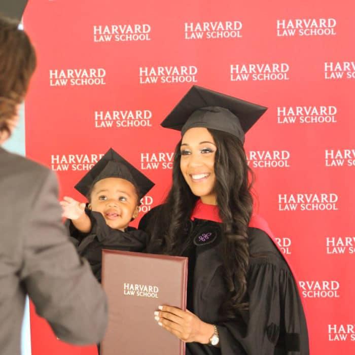 Briana Williams madre soltera Harvard