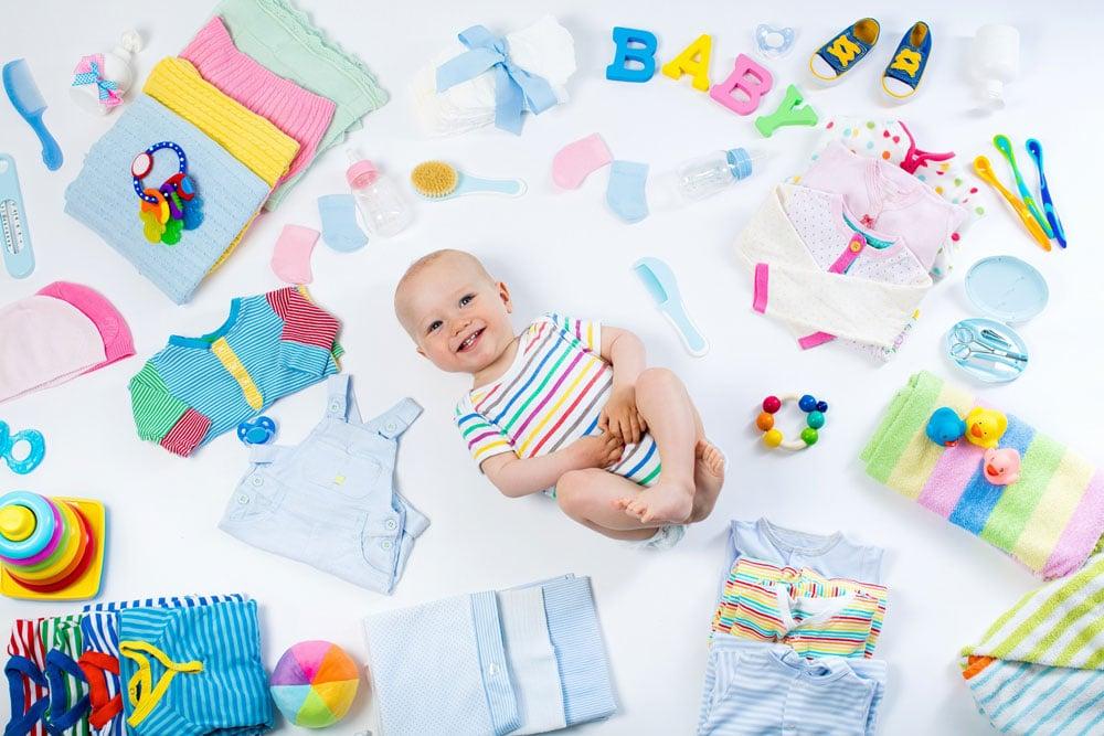 Los primeros regalos para tu bebé