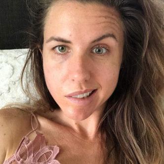 Danielle Fergusonestrés media cara paralizada