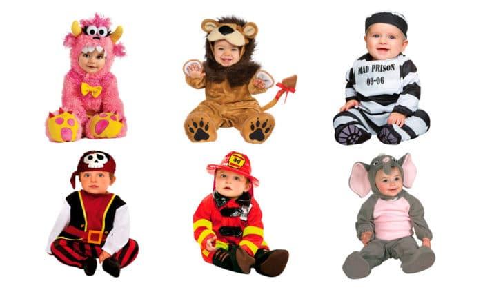 20 Disfraces Bonitos Y Originales Para Bebés Etapa Infantil