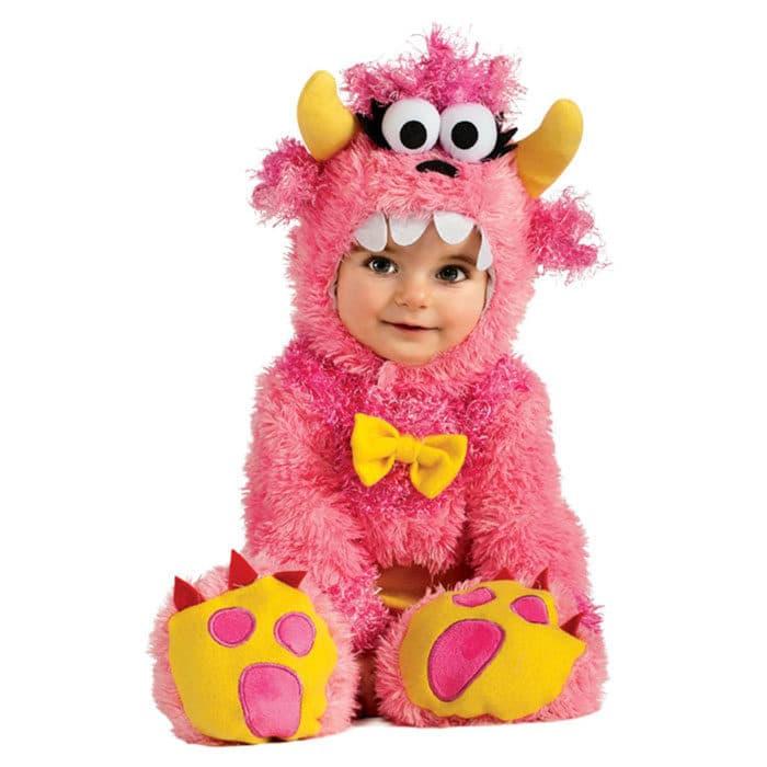 Disfraz bebé Mon-Tuo