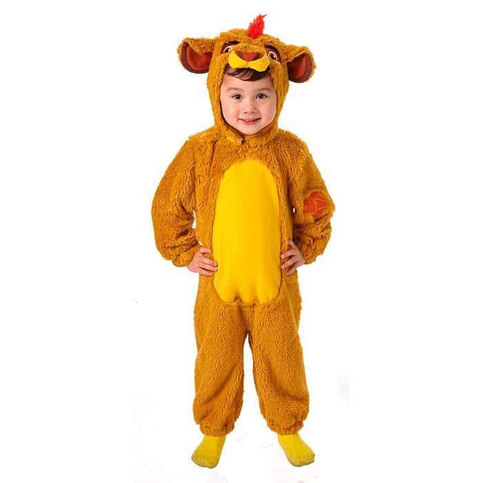 Disfraz bebé Rey León