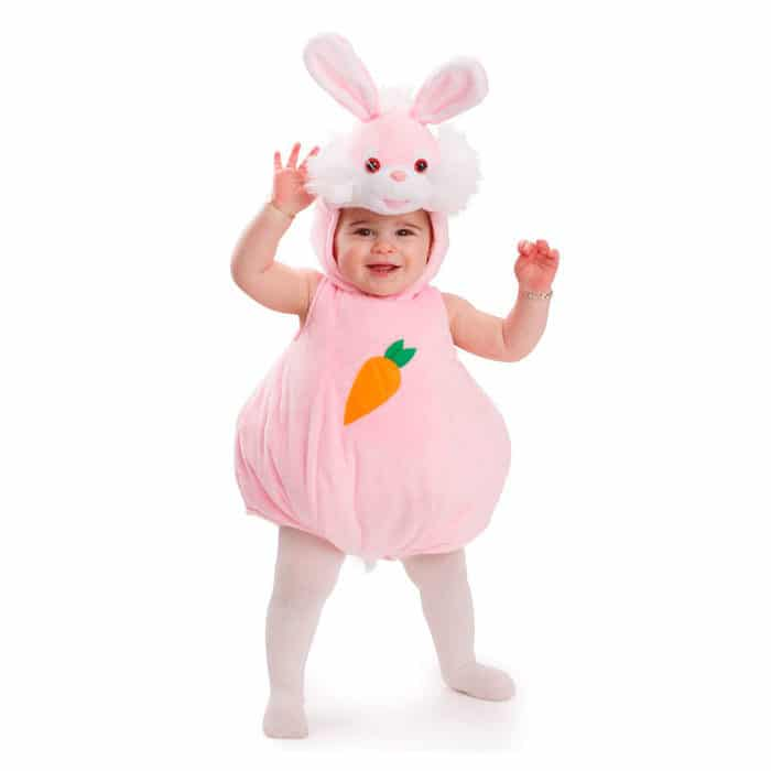 Disfraz bebé conejo