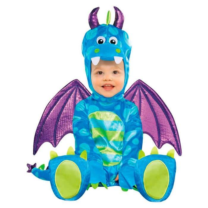 Disfraz bebé dragón