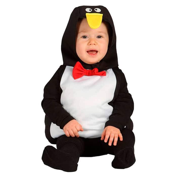Disfraz bebé pingüino