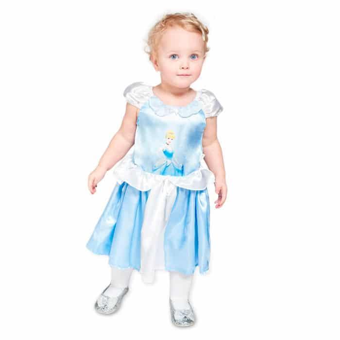 Disfraz bebé princesa Disney