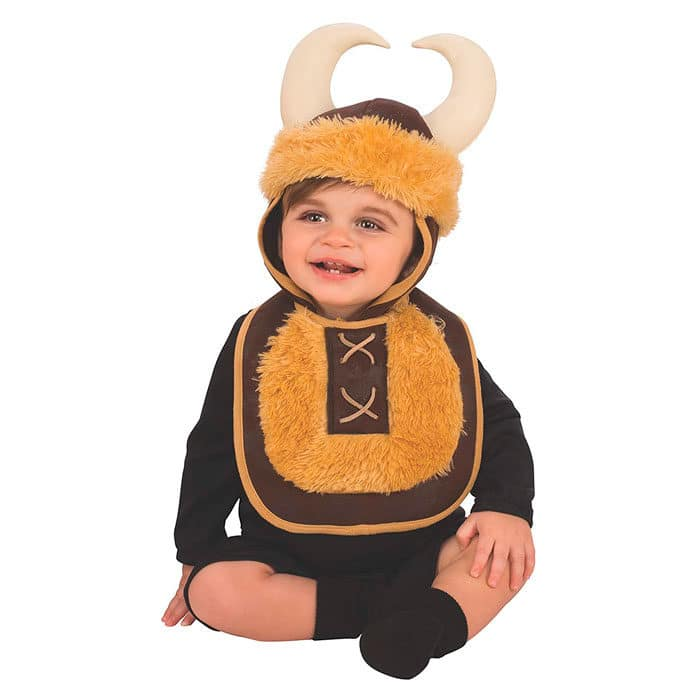 Disfraz bebé vikingo