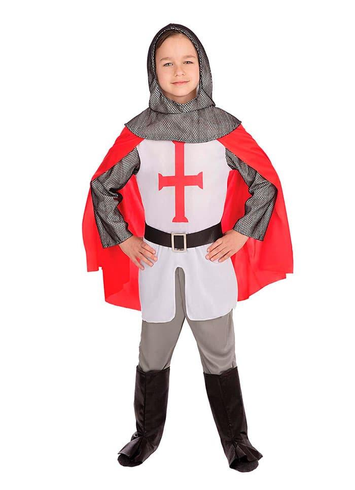 Disfraz para niño de Ricardo Corazón de León