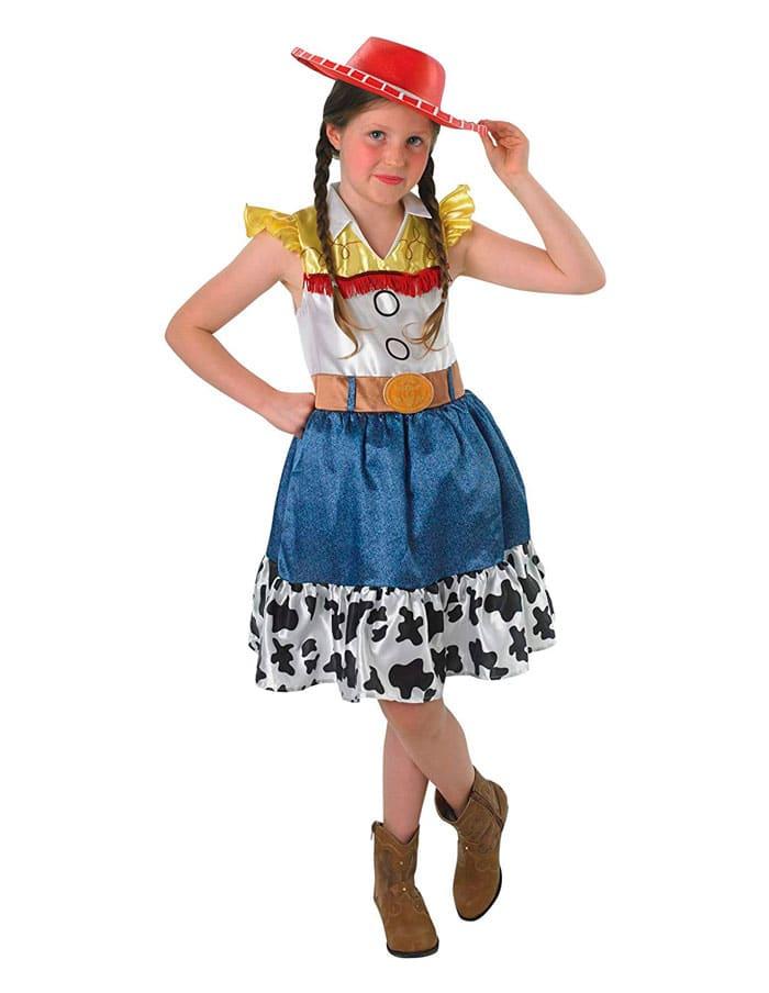 Disfraz para niña de Jessie (Toy Story)