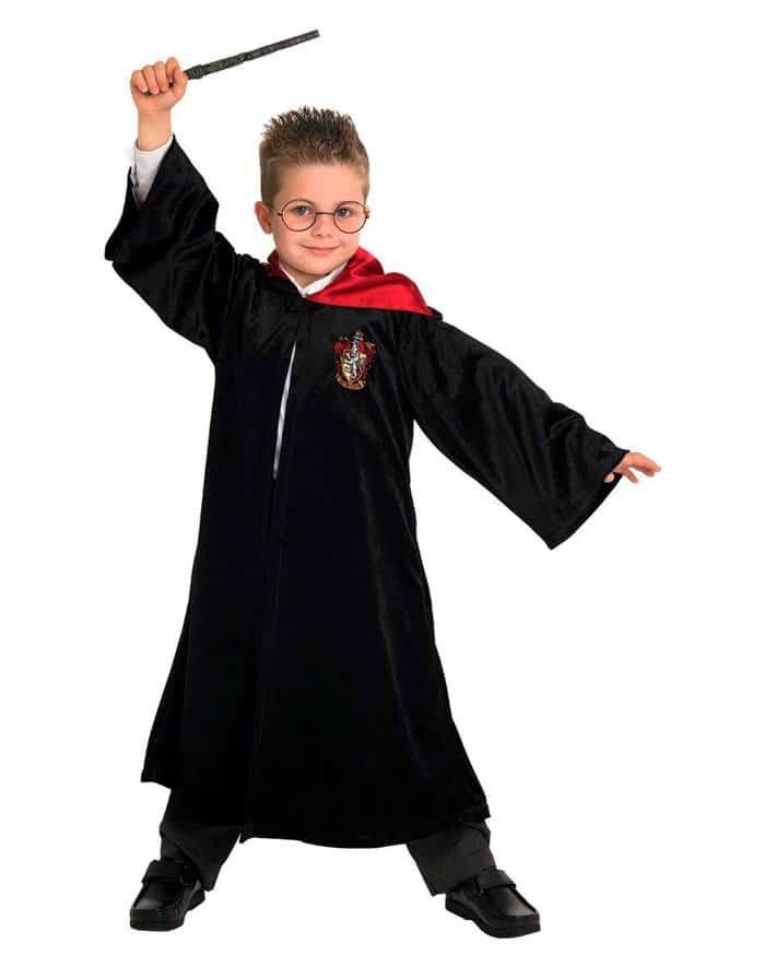 Disfraz para niño de Harry Potter