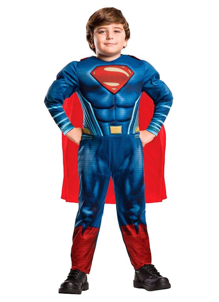 Disfraz para niño de Superman